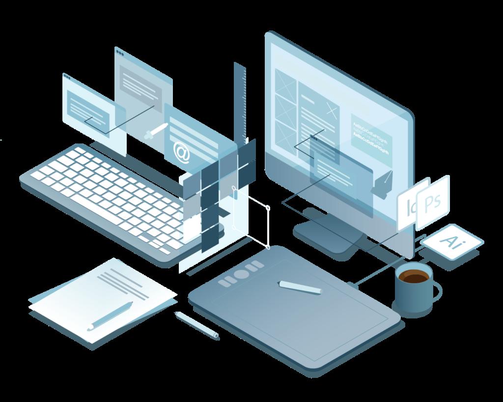 web design grid system