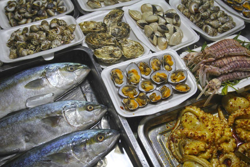 sea foods